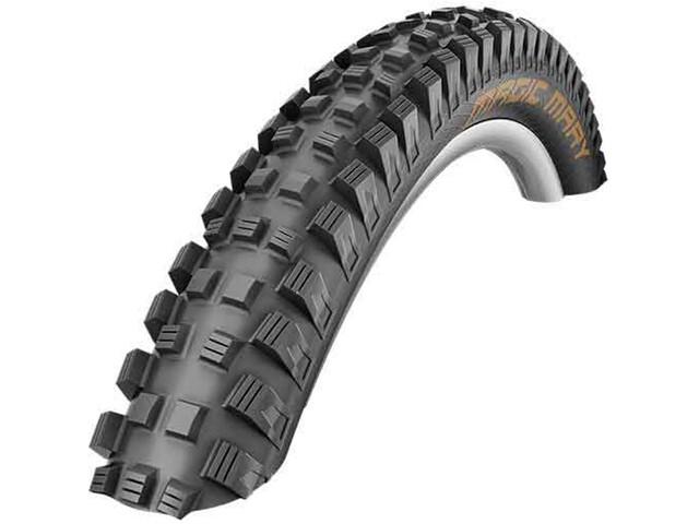 "SCHWALBE Magic Mary Clincher Tyre 26"" Addix Bikepark Evo, black"